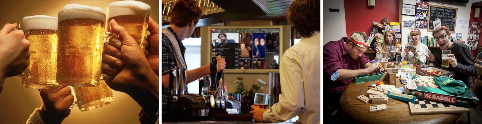 12 Astuces en or pour que vos clients restent plus longtemps dans votre bar