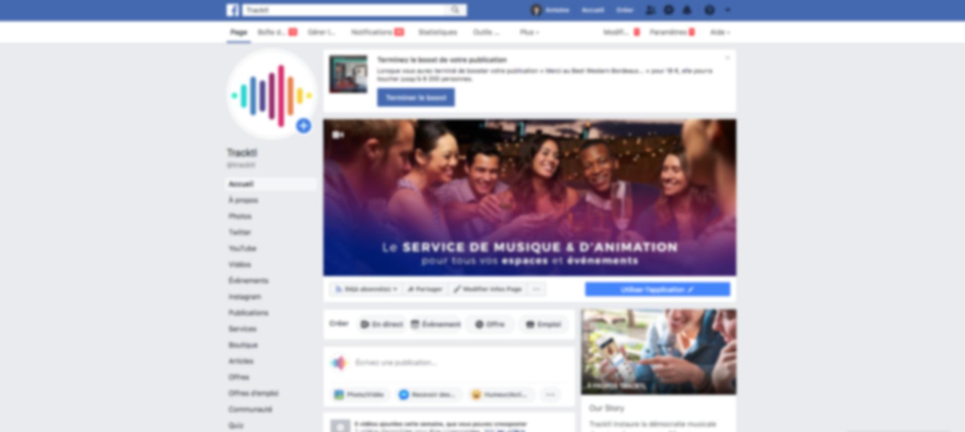 Le guide des réseaux sociaux pour votre café, bar ou restaurant par Tracktl