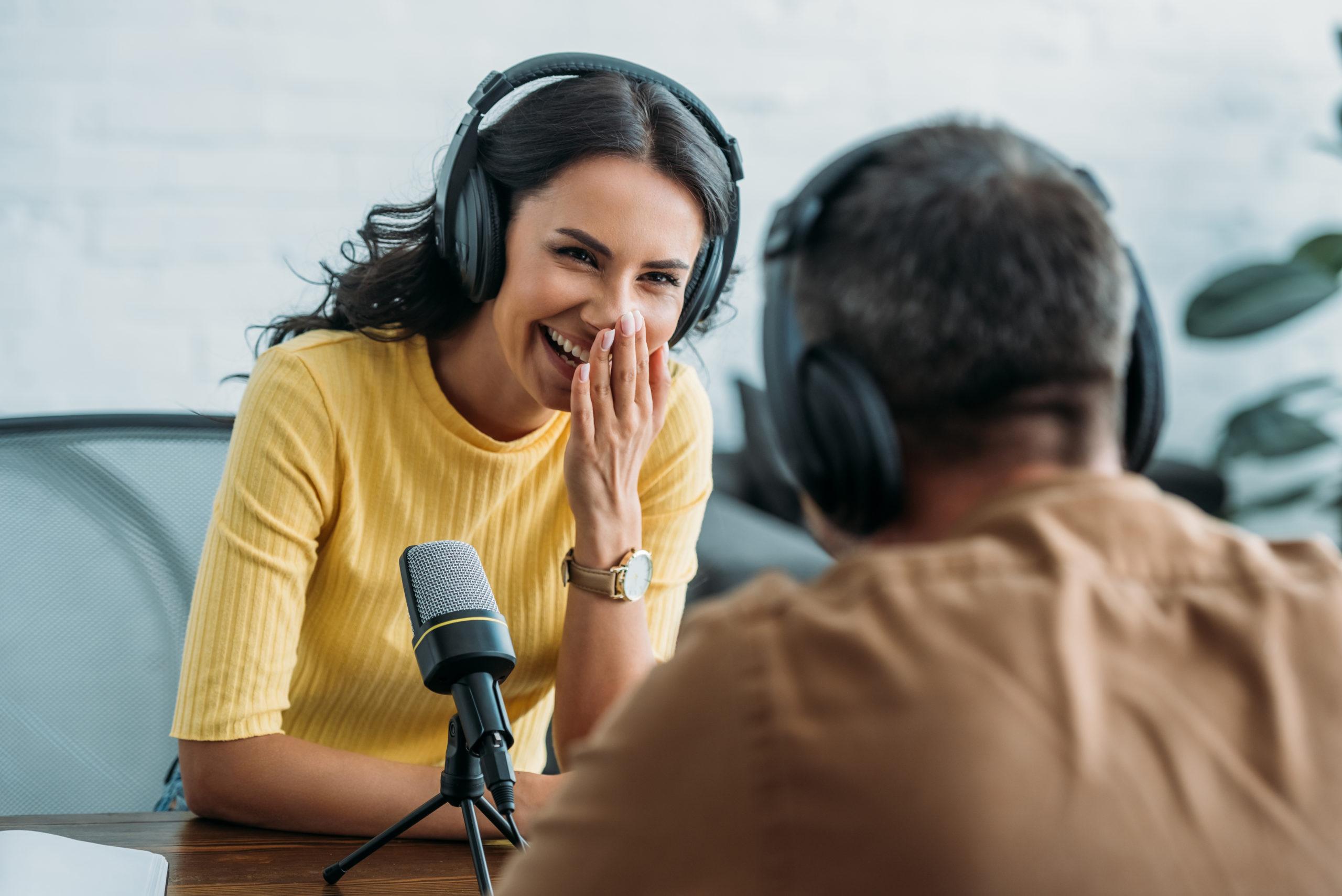 Les podcast pour votre Communication Interne
